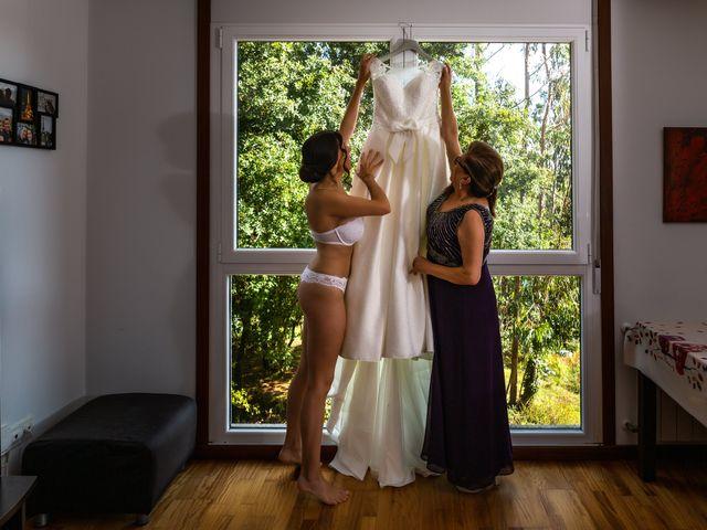 La boda de Javi y Diana en Santiago De Compostela, A Coruña 6