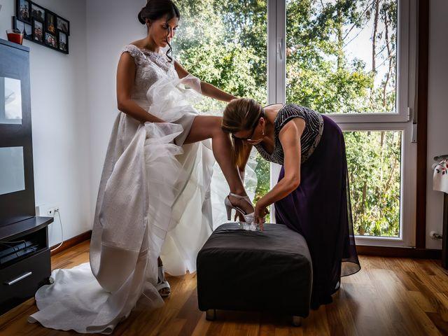 La boda de Javi y Diana en Santiago De Compostela, A Coruña 8