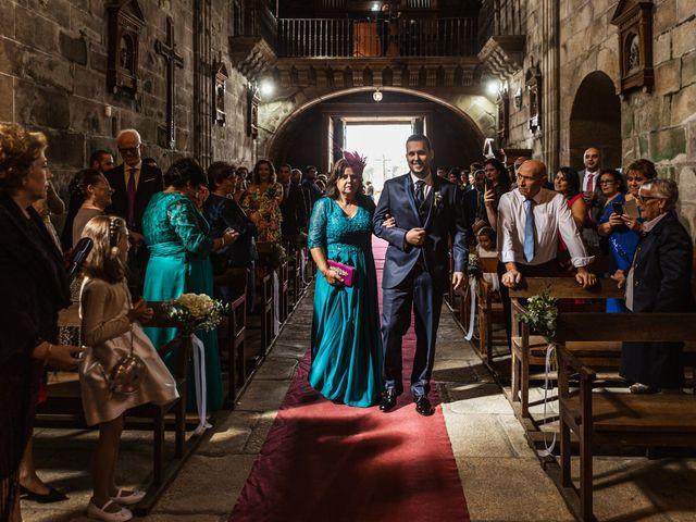 La boda de Javi y Diana en Santiago De Compostela, A Coruña 20
