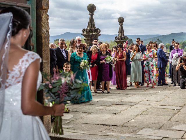 La boda de Javi y Diana en Santiago De Compostela, A Coruña 36
