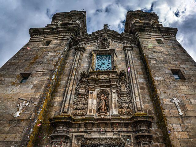 La boda de Javi y Diana en Santiago De Compostela, A Coruña 37