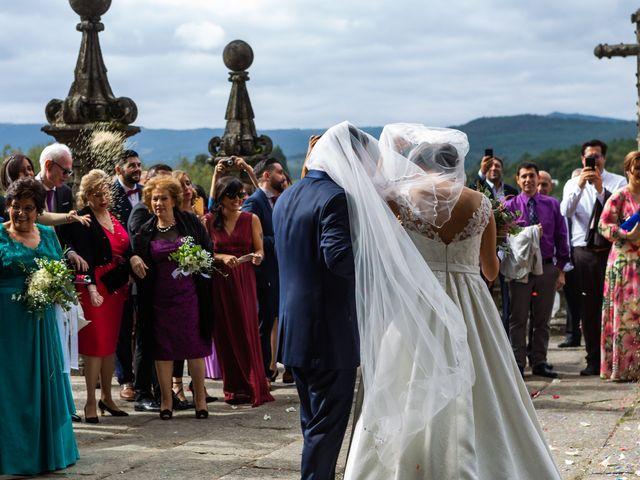 La boda de Javi y Diana en Santiago De Compostela, A Coruña 38