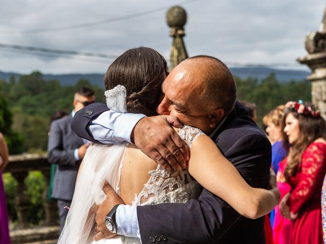 La boda de Javi y Diana en Santiago De Compostela, A Coruña 39