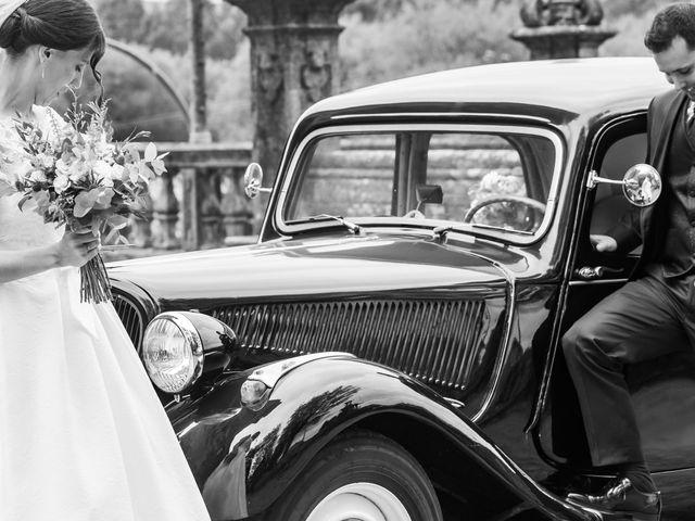 La boda de Javi y Diana en Santiago De Compostela, A Coruña 42