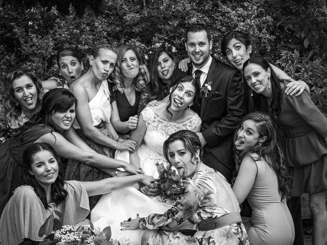 La boda de Javi y Diana en Santiago De Compostela, A Coruña 43