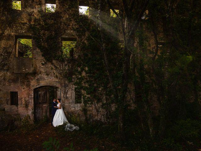 La boda de Javi y Diana en Santiago De Compostela, A Coruña 51