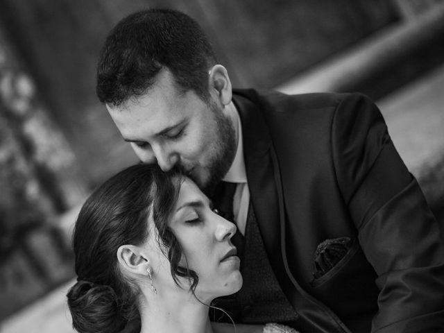 La boda de Javi y Diana en Santiago De Compostela, A Coruña 55