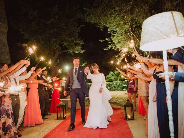 La boda de Diego y Clara en Alcala La Real, Jaén 1