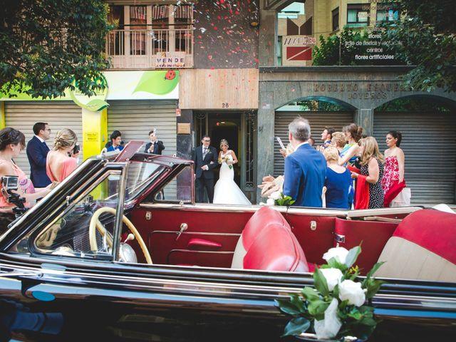 La boda de Juan y Judith en Castalla, Alicante 46