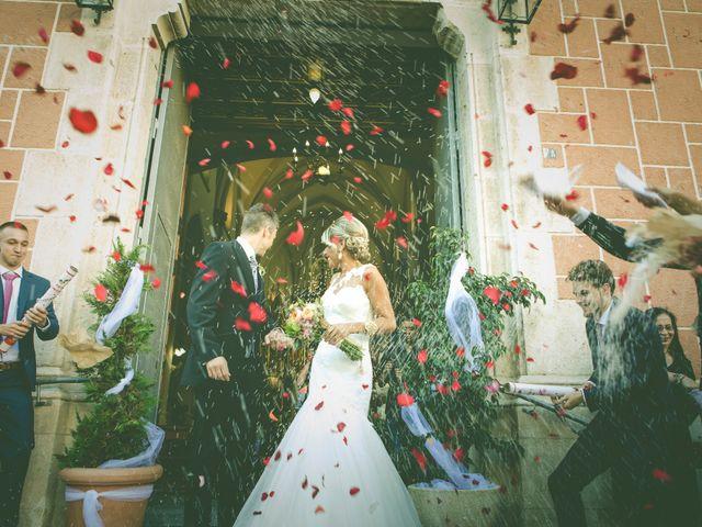 La boda de Juan y Judith en Castalla, Alicante 66