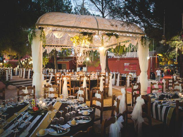 La boda de Juan y Judith en Castalla, Alicante 81