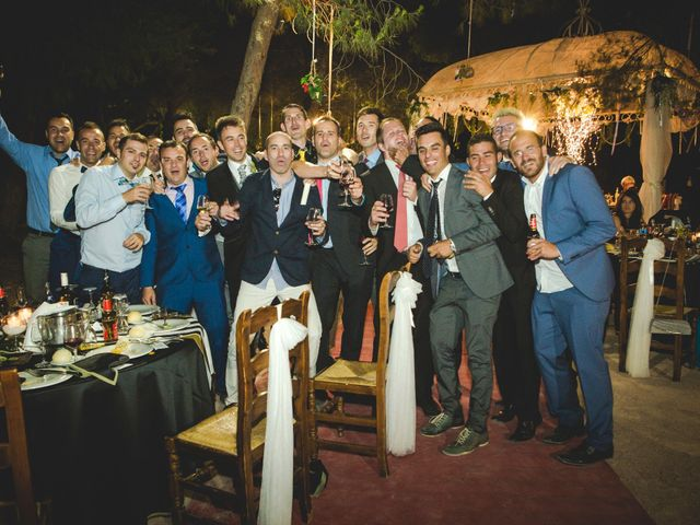La boda de Juan y Judith en Castalla, Alicante 82
