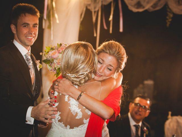 La boda de Juan y Judith en Castalla, Alicante 89