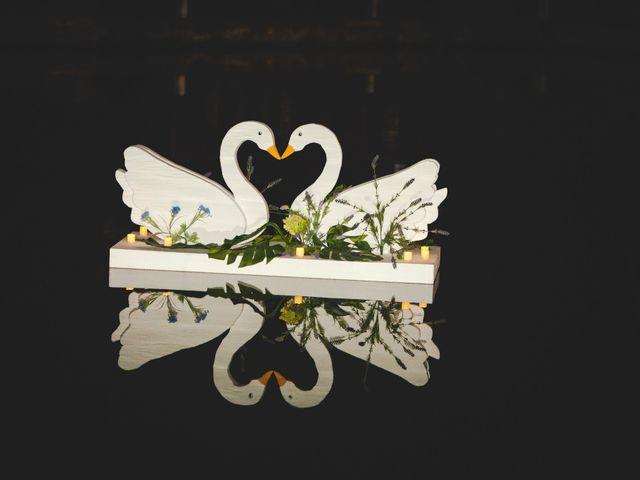 La boda de Juan y Judith en Castalla, Alicante 92