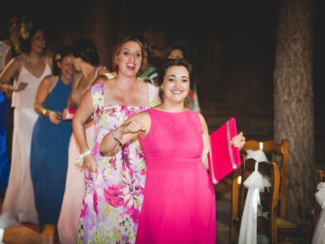 La boda de Juan y Judith en Castalla, Alicante 93