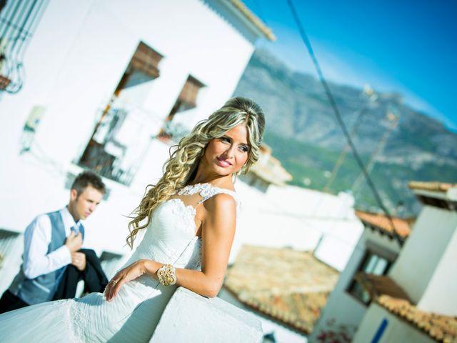 La boda de Juan y Judith en Castalla, Alicante 112