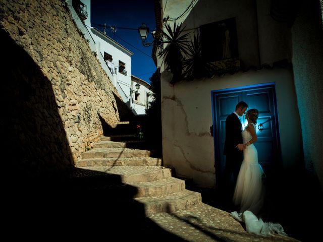 La boda de Juan y Judith en Castalla, Alicante 113