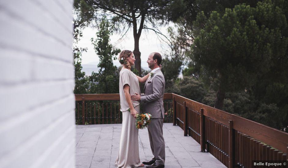La boda de Eugenio y Manuela en Madrid, Madrid