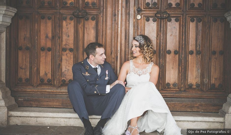 La boda de Jose y Zaira en Magaz, Palencia
