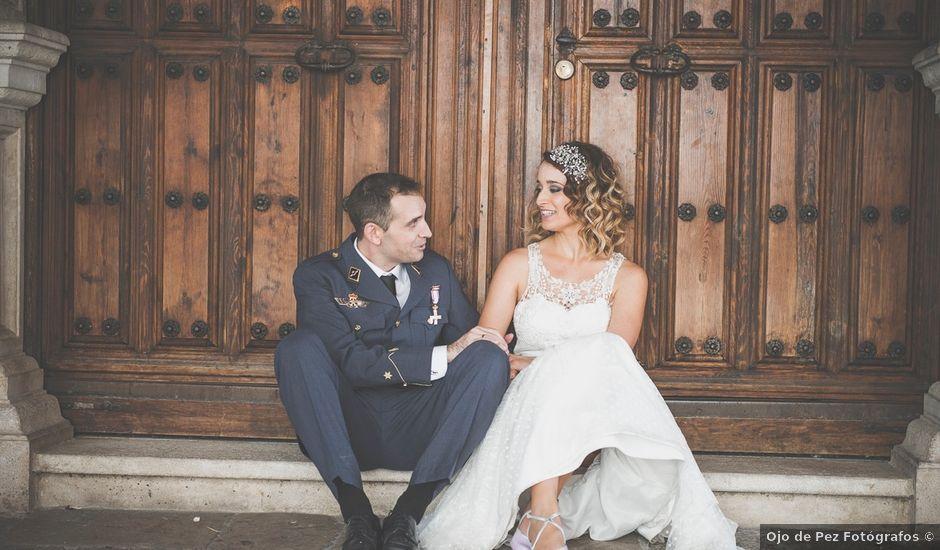 La boda de Jose y Zaira en Castillo De Magaz, Palencia