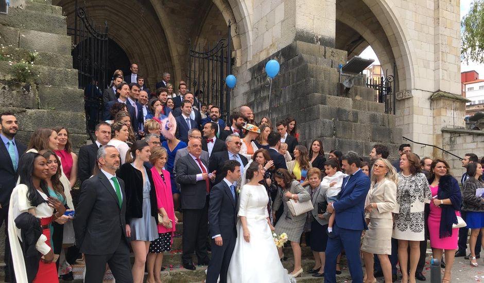 La boda de Félix  y Andrea en Santander, Cantabria