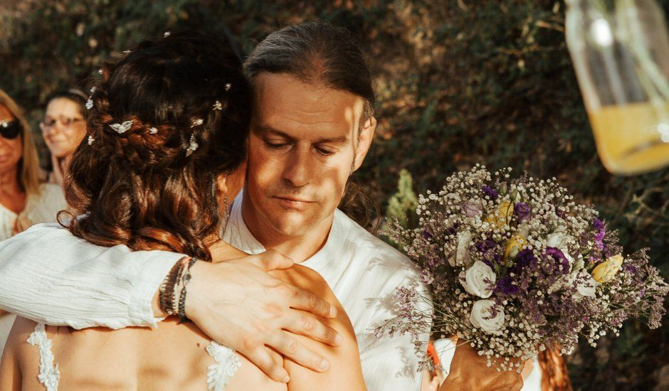 La boda de Davide y Ana en Ardales, Málaga