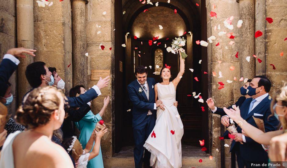 La boda de Diego y Isa en Santa Cruz De La Seros, Huesca