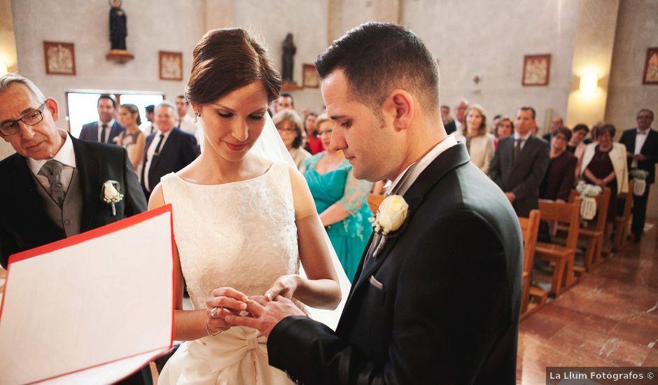 La boda de Carlos y Sheila en Alzira, Valencia