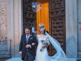 La boda de Juan Jose y Irene 1