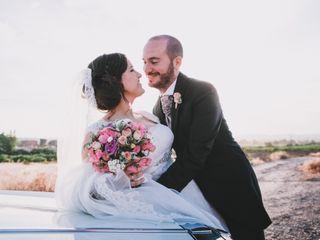 La boda de Celia y Rafa