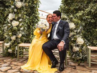 La boda de Azuzena y Luis