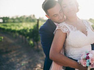La boda de Davinia y Cristian