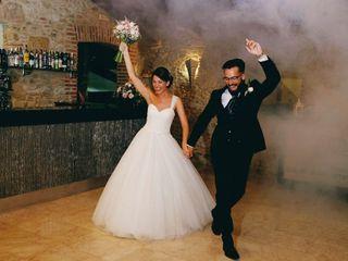 La boda de Tania y Joan 1