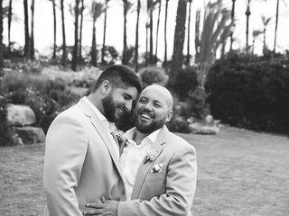 La boda de Tole y Julián