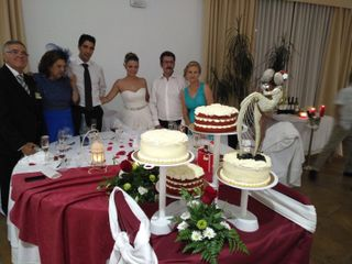La boda de Nieves  y David  2