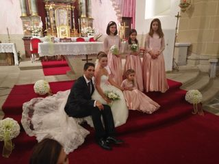La boda de Nieves  y David  3