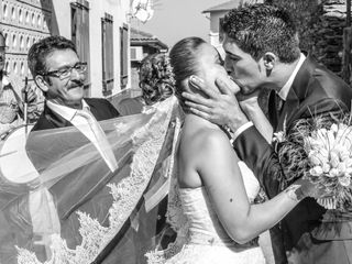 La boda de Nieves  y David