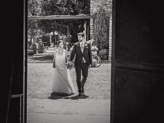 La boda de Estefania y Adrian 3