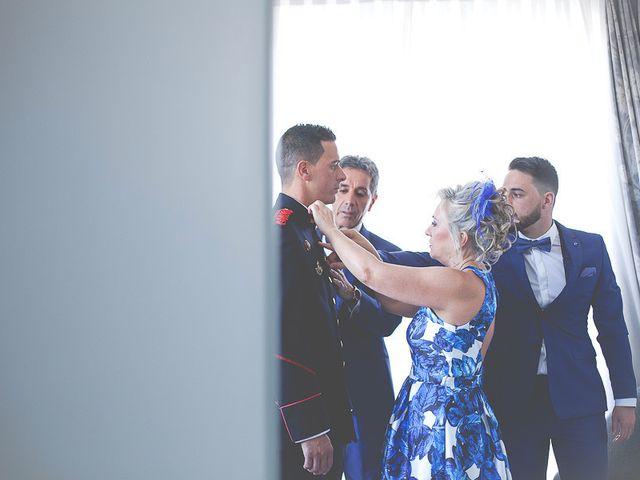 La boda de Cristian y Veronica en Torrelodones, Madrid 10