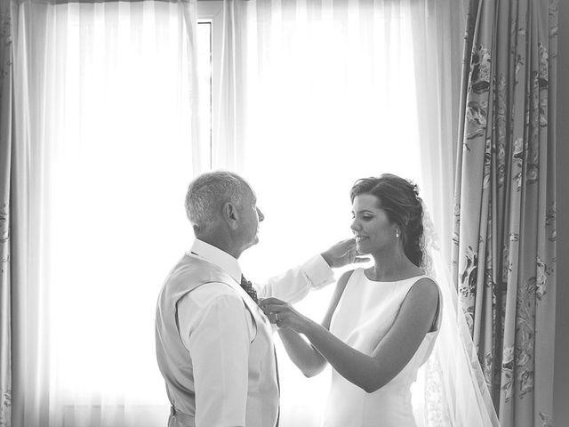 La boda de Cristian y Veronica en Torrelodones, Madrid 37