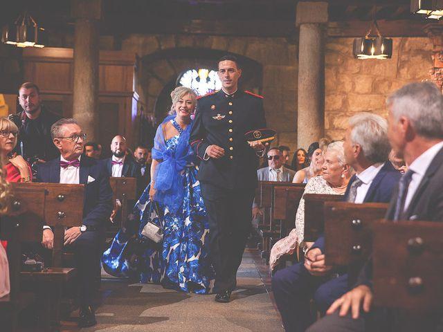 La boda de Cristian y Veronica en Torrelodones, Madrid 47