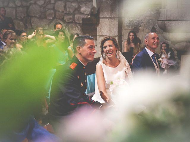 La boda de Cristian y Veronica en Torrelodones, Madrid 52