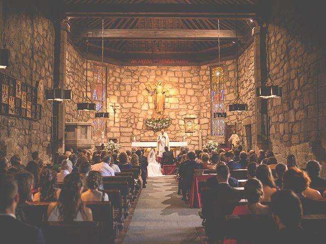 La boda de Cristian y Veronica en Torrelodones, Madrid 53