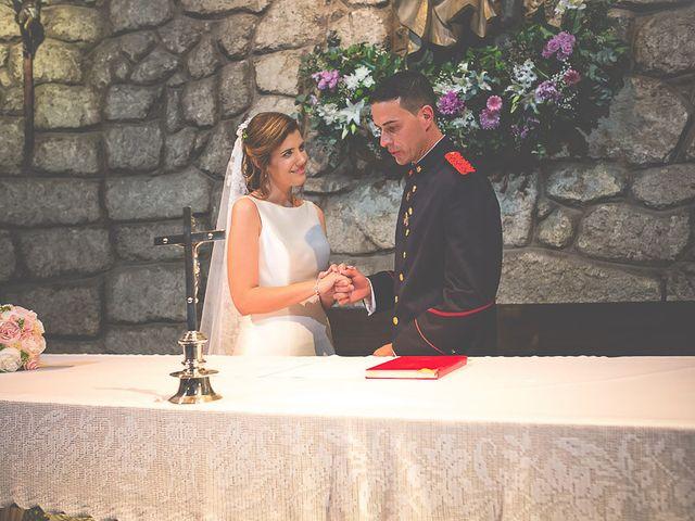 La boda de Cristian y Veronica en Torrelodones, Madrid 54