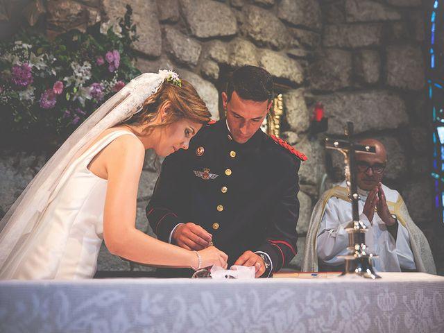La boda de Cristian y Veronica en Torrelodones, Madrid 56