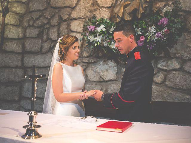 La boda de Cristian y Veronica en Torrelodones, Madrid 57