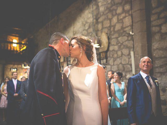 La boda de Cristian y Veronica en Torrelodones, Madrid 59