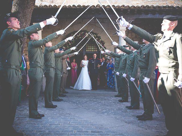 La boda de Cristian y Veronica en Torrelodones, Madrid 61