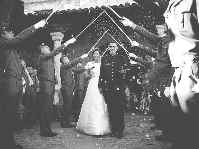 La boda de Cristian y Veronica en Torrelodones, Madrid 62