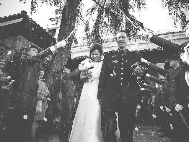 La boda de Cristian y Veronica en Torrelodones, Madrid 63
